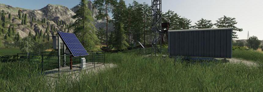 Base Transceiver Station (BTS) v1.0.0.0