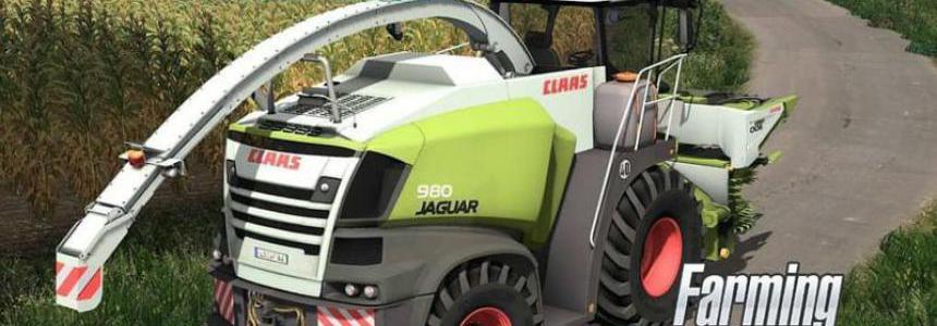Claas Jaguar 900 Series v2.0