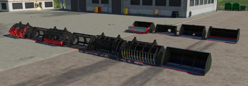 CSZ Equipment Pack v1.0.0.0