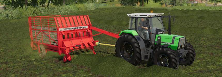 Deutz-Fahr AgroStar Serie 4 v1.0.0.0