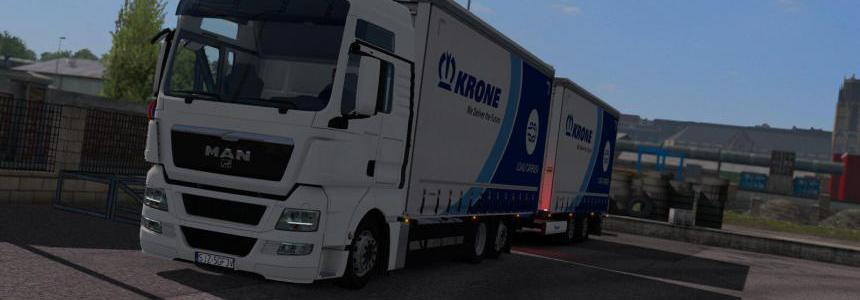 DLC Krone BDF addon for MAN TGX E5 BY MADSTER v1.0