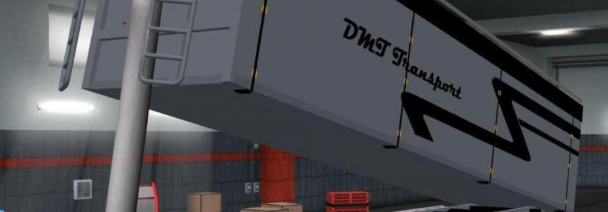 DMT Truckstyling Transport Standalone Trailer v1.0