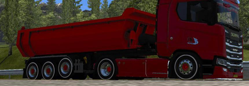 ETS2 Kipper Trailer Fix 1.35.x