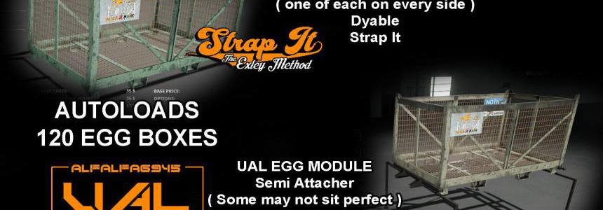 Iconik UAL Egg Crates v1.0