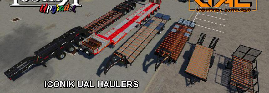 Iconik UAL Haulers v1.0
