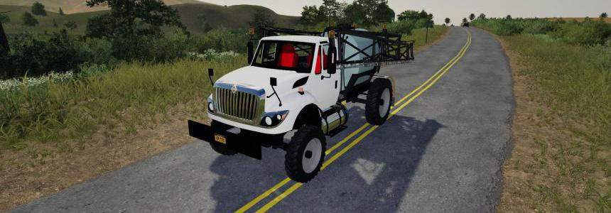 International Workstar Sprayer v1.0.0.0