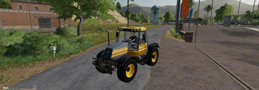 JCB Fastrac 150 Series v1.2.0