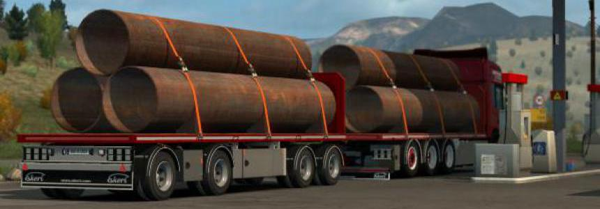 Lunna's Flatbed Addon For Tandem and Ekeri by Kast 1.34