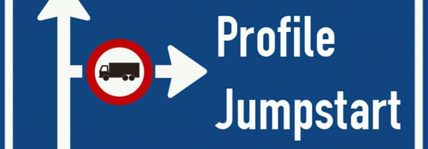Profile Jumpstart: Cash & XP Boost v6.00 1.35.x