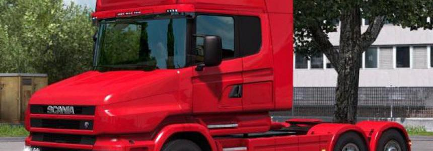 Scania 4 Series Addon for RJL Scanias T v2.2.4 1.35.x