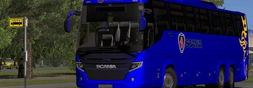 Scania Touring  v1.2 ATS 1.34.x