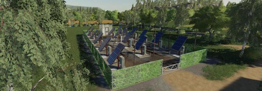 Solar Plant v1.0.0.0