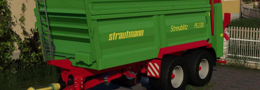 Strautmann PS2201 v1.0.0.0