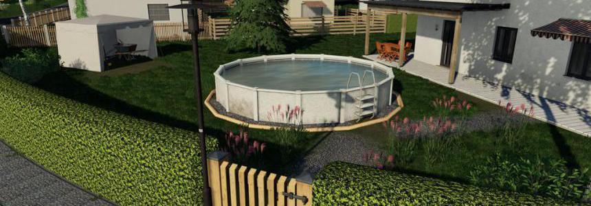 Swimmingpool For Decoration v1.0.0.0