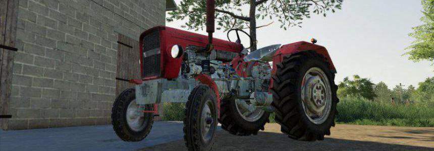 Ursus C330 – Red v1.0.0.0