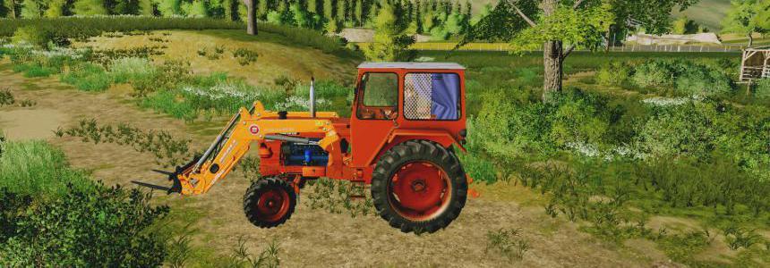 UTBu650 Fs19 v2.0