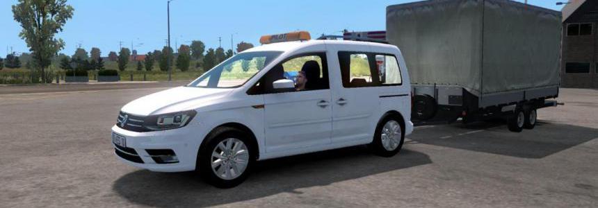 Volkswagen Caddy ATS v1.1