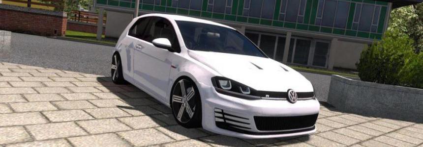 Volkswagen Golf 7 R Line v1.1 ATS 1.34