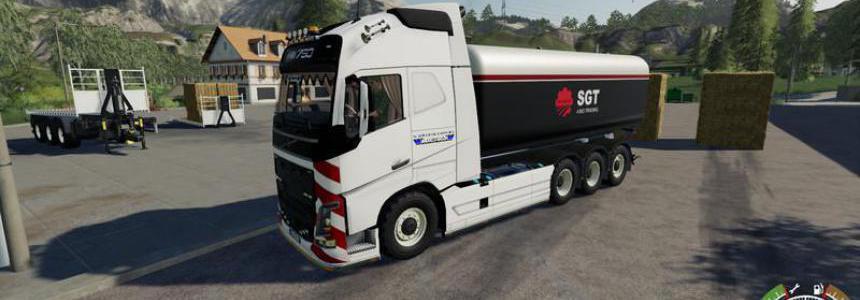 Volvo FH16 truck pack v1.0.0.0