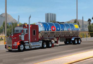 Delucio tank trailer ownable v1.0