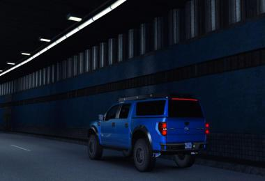 Ford F-150 Raptor Fix and Addon 1.35