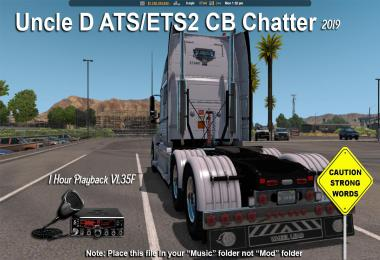 2019 Uncle D CB Chatter V1.35F