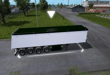4 Axel Tip Trailer 1.35.x