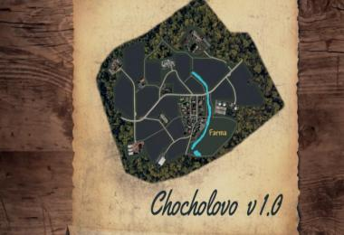 Chocholovo Slovakia Map v1.0