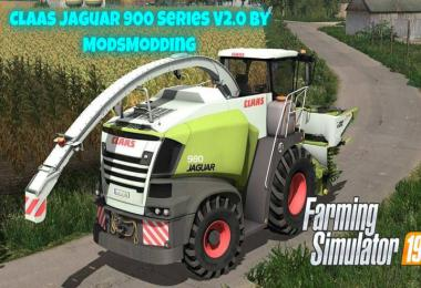 Claas Jaguar 900 Series v2.0
