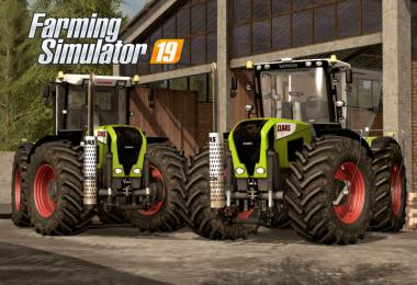 Claas Xerion 3300/3800 v2.0