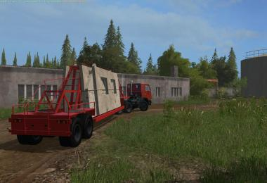 Concrete slab trailer v1.0