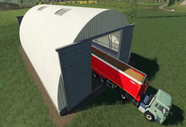 Curved Steel Sheds v1.0.0.0