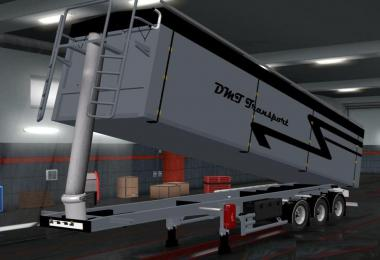 DMT Truckstyling Transport Standalone Trailer v1.0