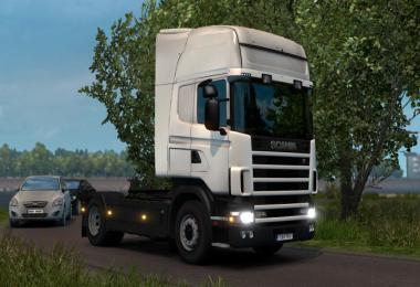 Scania 4 Series addon for RJL Scanias v2.2.4