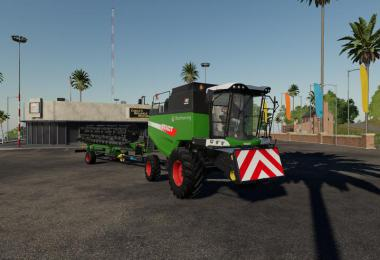 [FBM Team] AGCO Drescher Set + Patriot SWW Update v1.0.1
