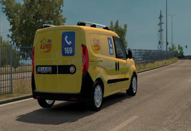 Fiat Doblo D4 V1R4 1.34