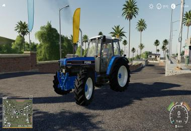 FS19 Ford 40er Series v1.3