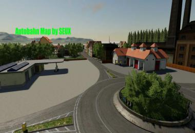 Highway Map v1.0 PRE Alpha