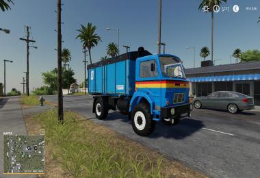 Kroeger HKD module for D-754 truck v1.0.0.0
