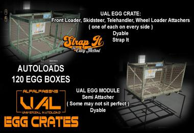 Iconik UAL Egg Crates v1.0