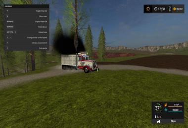 Kenworth 521 dump truck v1.0.0.0