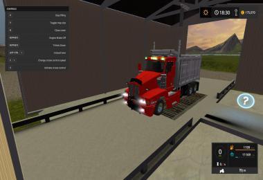 Kenworth T600 dump truck v1.0.0.2