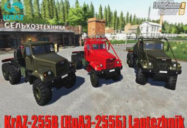 Kraz 255b New revised v2.6.0.5