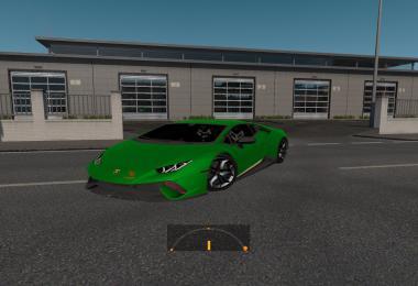 Lamborghini Huracan 1.35