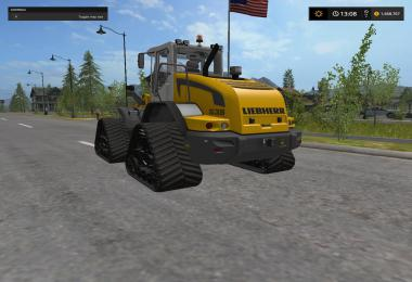 Liebherr L538 Tracked Loader v1.0