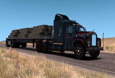 Mack B62 mTG truck 1.35.x