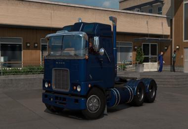 Mack F700 v1.1 ETS2 1.33 - 1.35.x
