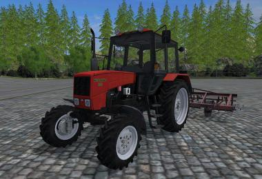 MTZ-82 NEW RED v1.0