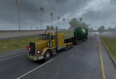 Peterbilt 357 Heavy Haul for ATS v3.2
