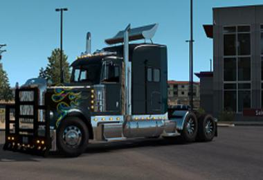 Peterbilt 389 625hp Multiplayer 1.34.x